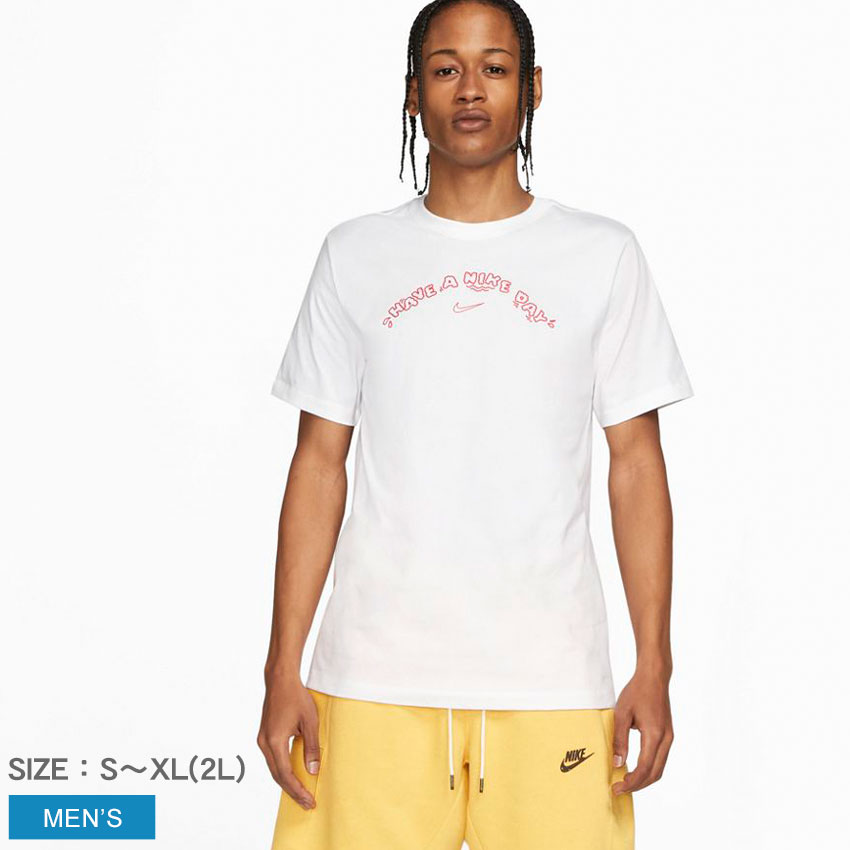 NIKE ナイキ 半袖Tシャツ NSW HAVE A NIKE DAY S/S Tシャツ