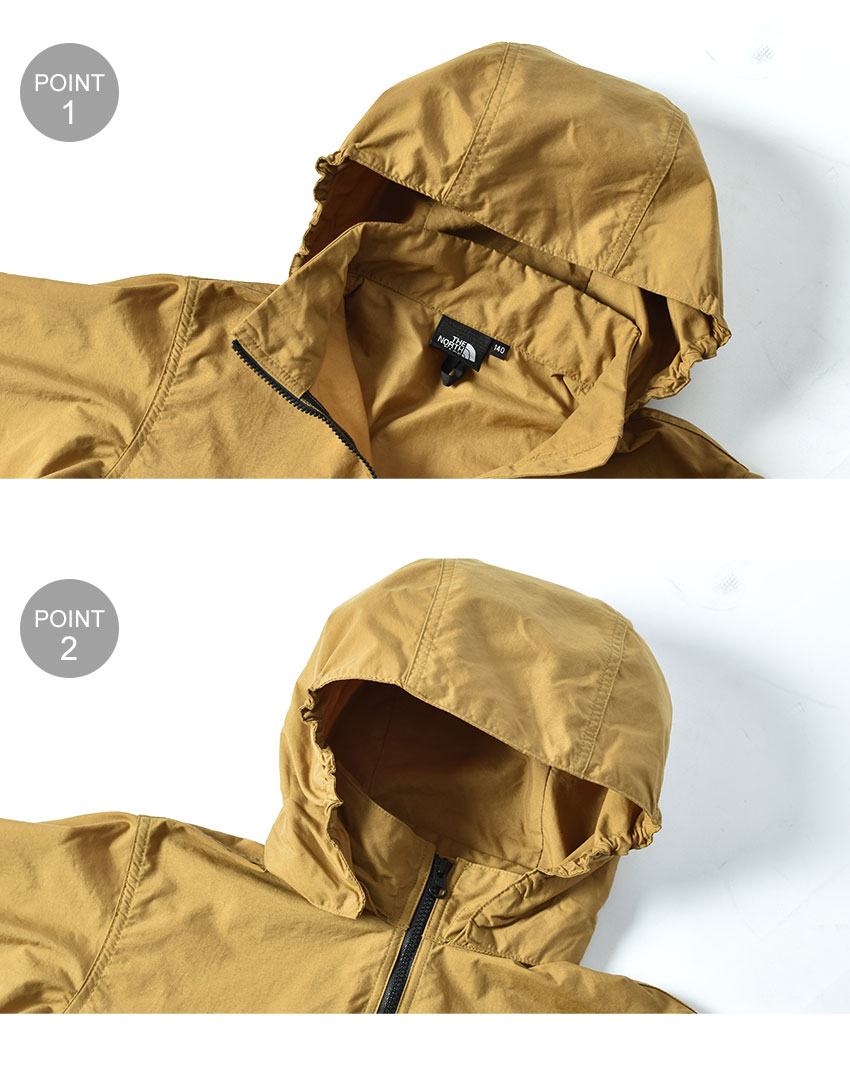 THE NORTH FACE(ザノースフェイス) コンパクトジャケット